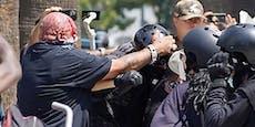 Mann auf Impfgegner-Demo mit Messer attackiert