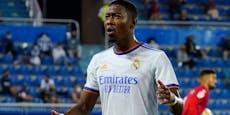 Real-Kapitän spricht über die Leistung von David Alaba