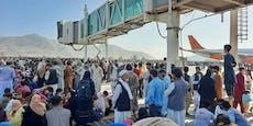 Taliban in Afghanistan: US-Militär gibt Warnschüsse ab