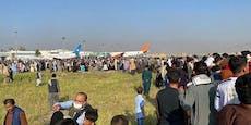 Hilfe am Weg – 50 Österreicher sitzen in Kabul fest