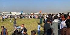 Mindestens 5 Tote bei Schüssen am Flughafen von Kabul