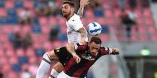 4:5! Bologna-Legionär Arnautovic trifft bei Cup-Blamage