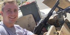 Mann bereiste gefährliche Orte, sitzt nun in Kabul fest