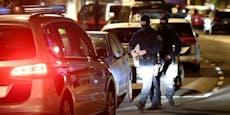 WEGA-Einsatz und zwei Festnahmen wegen 10 Euro
