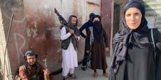 CNN-Reporterin Ward gelingt Flucht aus Afghanistan