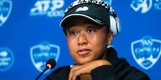 Tennis-Superstar bricht bei Medien-Termin in Tränen aus