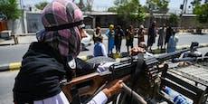 """Erbeutete US-Waffen sind """"gefundenes Fressen"""" für Taliban"""