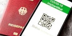 """""""Grüner Pass""""-App hat jetzt neue Funktionen"""