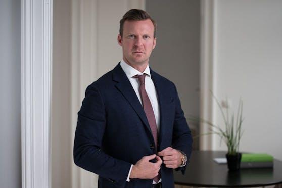 Promi-Verteidiger Philipp Wolm