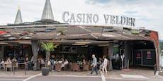 Corona-Fall im Casino Velden – Mitarbeiterin infiziert