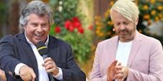 Andy Borg demütigt Ross Antony in Schlager-Show