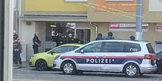 WEGA nimmt Post-Räuber (69) in Wien-Floridsdorf fest