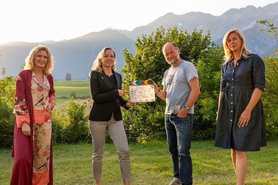 "Drehten in ""verrückten Zeiten"": Maria Furtwaengler, Nina Proll,  Uli Bree und Barbara Bree"