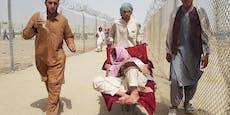 Afghane rettete US-Präsident, nun fürchtet er um Leben