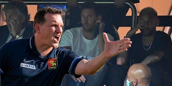 Andreas Herzog über Lionel Messi und Neymar Jr.