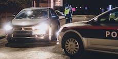 26-Jähriger will mit Auto angeben – Führerschein weg