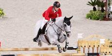 Nächstem Olympia-Pferd droht jetzt die Einschläferung
