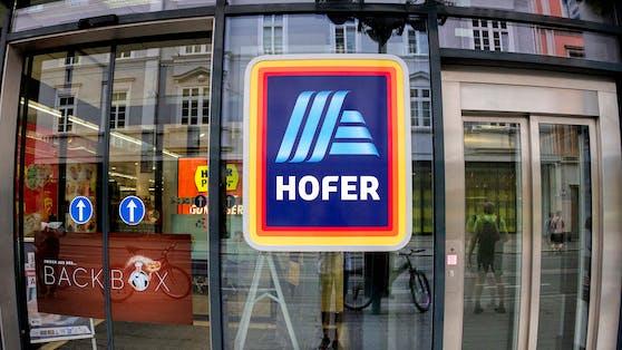 Hofer informiert über zwei Produktrückrufe.