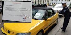 Anzeige für Cabrio-Beet wirft Rätsel bei Behörden auf