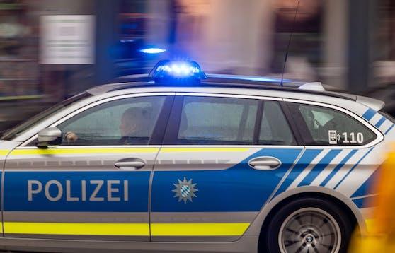 Polizeieinsatz nach einer Vergewaltigung in Neustadt an der Donau. Symbolbild