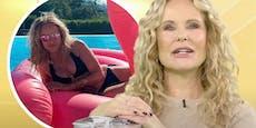 Katja Burkard postet Bikini-Foto, Fans drehen durch