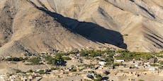 Auf diesem Tal ruhen Afghanistans Hoffnungen