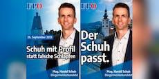 FPÖ Freistadt lässt User über Plakate abstimmen