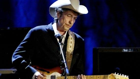 US-Folk-Star Bob Dylan gilt als einer der einflussreichsten Musikern des 20. Jahrhunderts.