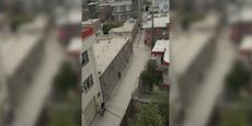 Leservideo zeigt: Kabuls Straßen sind wie ausgestorben