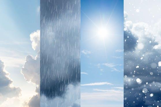 Die Corona-Fallzahlen stehen in engem Zusammenhang mit Temperatur, Niederschlag, Bewölkung, Luftfeuchtigkeit oder Wind.