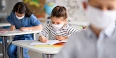 Corona: 95 % mehr Eltern schicken Kids nicht zur Schule