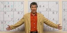 Sudoku-Vater Maki Kaji (69) ist tot