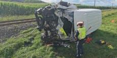 21-Jähriger stirbt bei Crash mit ÖBB-Regionalzug