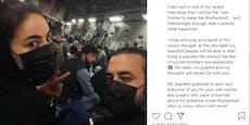 Afghanischer Superstar flieht mit Militärjet aus Kabul