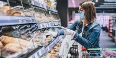 Bald werden Lebensmittel in Österreich teurer
