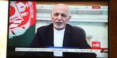 Präsident Ghani floh mit 169 Millionen nach Abu Dhabi
