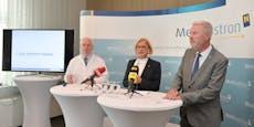 Mehr als 1.000 Krebspatienten am MedAustron behandelt