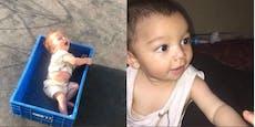 Nach Drama um Baby in Kabul: Eltern haben Sohn wieder