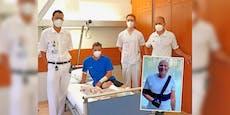 Herzstillstand: Zimmernachbar rettet Patient das Leben