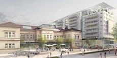 Sophienspital wird Urban-Zentrum mit Gemeindewohnungen