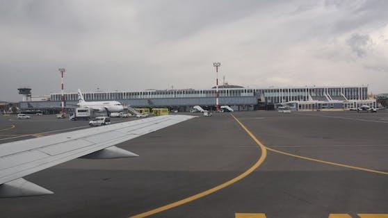 Der Vorfall ereignete sich auf dem Airport in Heraklion.