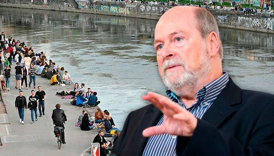 """Herwig Kollaritsch erklärt im """"Heute""""-Talk die aktuelle Corona-Lage."""