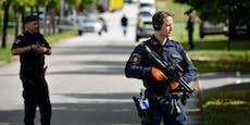 15-Jähriger sticht auf Lehrer in Schweden ein