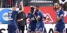 4:2! Paris gewinnt auch ohne Star-Neuzugang Messi