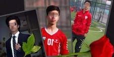 Afghanisches Fußball-Talent stürzt aus Flieger – tot