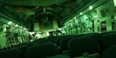 Chaos am Kabul-Airport – Flugzeug fliegt leer zurück