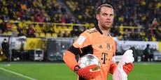 Nagelsmann schreibt Neuer-Einsatz gegen Köln ab