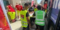 Impf-Bus hält in Wien jetzt auch vor Moscheen