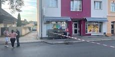 Schüsse in St. Pölten - Mordversuch mit illegaler Waffe