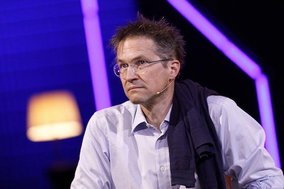 Migrationsexperte Gerald Knaus kritisierte am Samstag Panikmache vor einer Flüchtlingswelle.